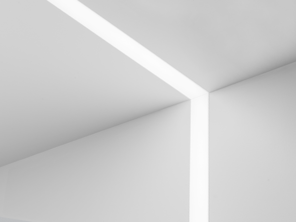 Seem 1 Wall-to-Ceiling Recessed FSM1-CXF