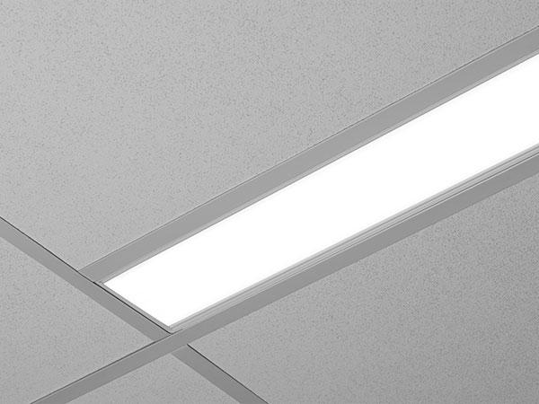 Seem 2 LED Asymmetric Flush Lens Recessed