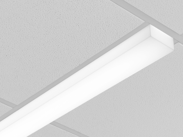Seem 4 LED Pop-Down Lens Recessed