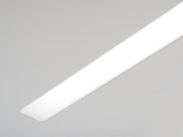 Seem 4 LED Asymmetric Flush Lens Recessed