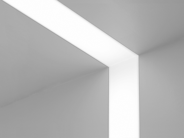 Seem 4 LED Wall-to-Ceiling Recessed FSM4L-CXF