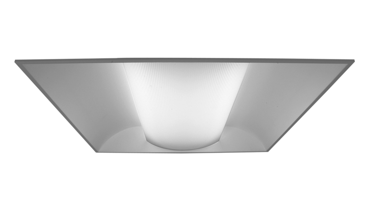 Recessed focal point lights for Skydome light fixture
