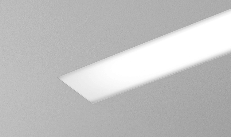 Recessed Linear Filter Page Focal Point Lights