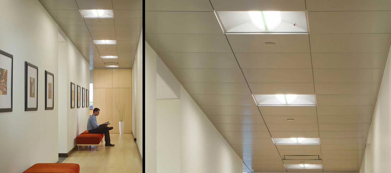 Recessed Focal Point Lights
