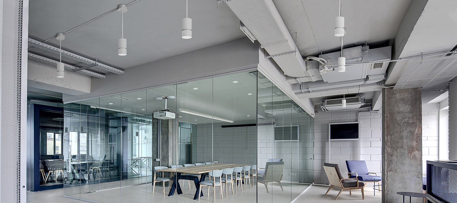 Open Office | Focal Point Lights